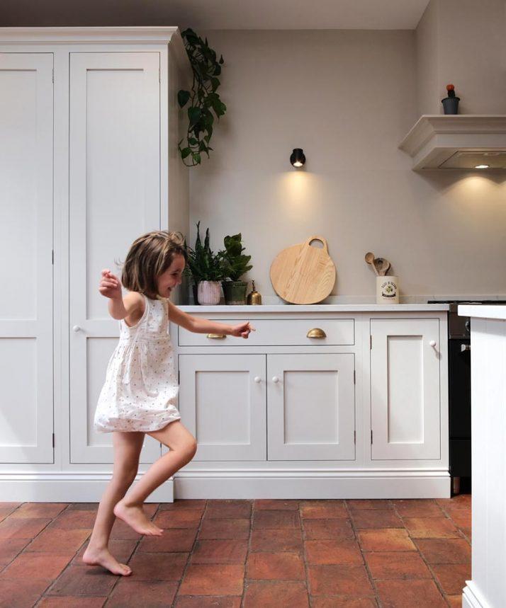 handmade kitchens by Apron Design
